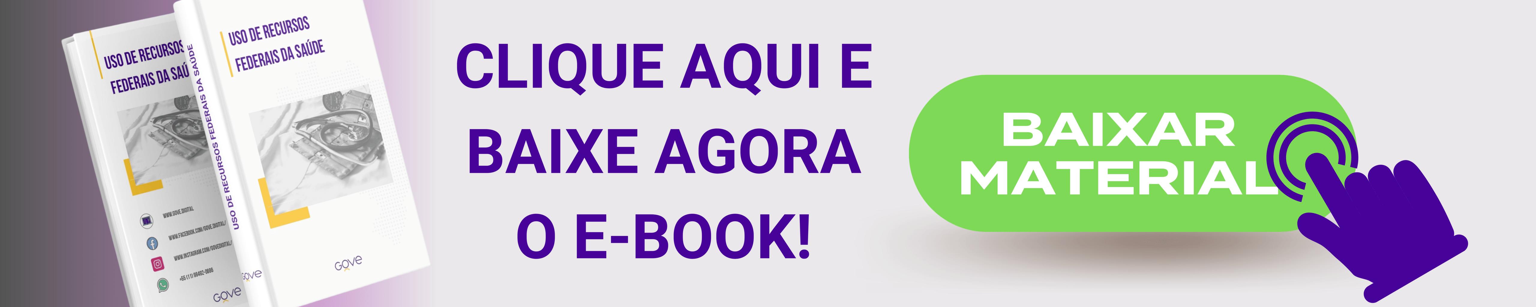 E-book da Saúde GOVE