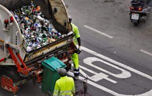 Taxa de Lixo